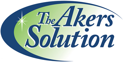 The Akers Solution logo